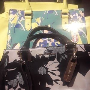 Emma and Sophia satchel bag..